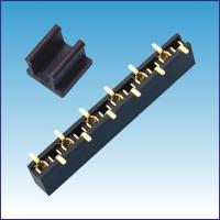 Wholesale 2.54mm PCB Female socket Dual row with cap from china suppliers