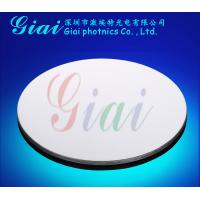 Wholesale 532nm Narrow Bandpass Filter OD4 Bandwidth 10nm for Fluorescence Filter from china suppliers