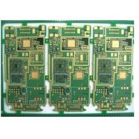 Wholesale Double-sided PCB, gold board, with HAL from china suppliers