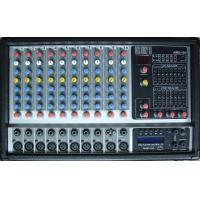 Wholesale 10 / 12 Channels Audio Powered Mixer , Mixing Console Audio System from china suppliers