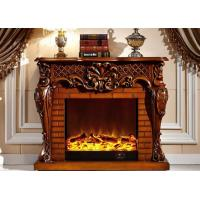 Wholesale Energy Efficient Contemporary Electric Fireplace For Reception Room / Hotel Hall from china suppliers