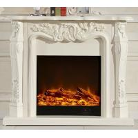 Wholesale Decorative European Solid Wood Fireplaces 25-30 Square Meters from china suppliers