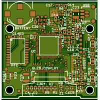 Wholesale Heavy Copper Printed Circuit Board 10 Laye White Silkscreen Thick Copper PC from china suppliers