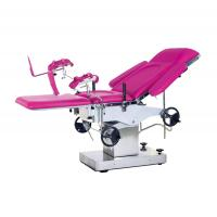 Wholesale Manul Hydraulic Obstetric Delivery Table Labour With 304 SS Base from china suppliers