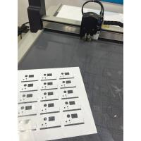Buy cheap RFID card production making plastic sheet cnc cutting table from wholesalers