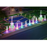 Wholesale Stainless Steel 304 Material Hotel Decoration Fountain Music Dancing Fountain from china suppliers