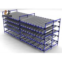 Wholesale 4 Tier Warehouse Adjustable Multi-Level Flow Rack High Efficiency from china suppliers