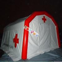 Wholesale PVC Airtight Inflatable Medical Tent Most Practical Air Sealed Inflatable Rescure Tent from china suppliers