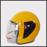 Motorcycle Accessory Helmet Half Helmet Colorful Scooter Helmet PP material shell high density of white foam buffer laye