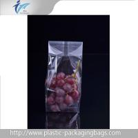 Wholesale Fresh fruit clear sealed OPP Packaging Bags , stand up plastic pouches printing from china suppliers