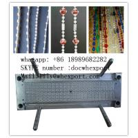 plastic Rosary string Beaded Beads round ball Chain making  machine machinery for roller blinds curtains