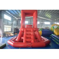 Wholesale Water Park  Inflatable Water Sport 0.9mm PVC Tarpaulin Inflatable Lifeguard Tower from china suppliers