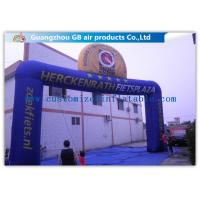 Wholesale Commercial Digital Printing Custom Inflatable Arch For Amusement Park from china suppliers