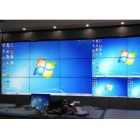 Wholesale 55 inch 1.9 mm LG panel 4k Solution 500 cd/m2 Lcd Video Wall for Monitoring Center from china suppliers
