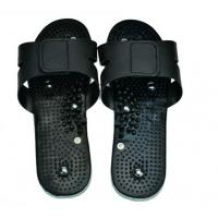 Wholesale Magnetic Acupuncture massage slipper Massaging shoes promote blood circulation AMX-k001 from china suppliers