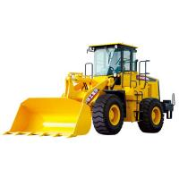 Wholesale High Strength LW400KN Wheel Loader Earthmoving Machinery , Convenient Driving from china suppliers