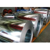 Wholesale Waterproof Hot Rolled Steel Coil High Strength , Zinc Coating Steel Strip from china suppliers