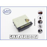 Wholesale PT201 Portable 850 / 900 / 1800 / 1900Mhz Simcom GSM / GPRS GPS Asset Tracking for Positioning from china suppliers
