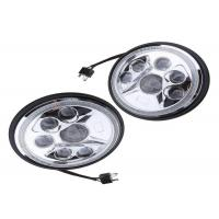 """Wholesale 7""""  H4 LED Headlight For Off Road JEEP , Anti corrosion Dual BeamLED Headlight from china suppliers"""
