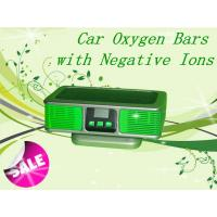 Wholesale 1W Green Silver Negative Ions Portable Oxygen Bars for Preventing Infections with 12V DC from china suppliers