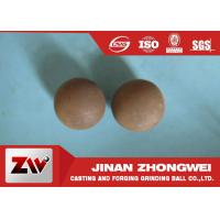 Wholesale Custom 60mn Forged Steel Grinding Media Balls For Copper Mining from china suppliers