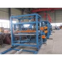 Wholesale 1250mm Width EPS Sandwich Panel Production Line 28Kw , Sandwich Panel Forming Machine from china suppliers