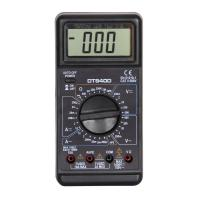 Wholesale DT840D (CE) Large LCD Screen Digital Multimeter from china suppliers