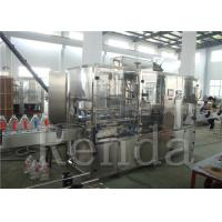 Wholesale Straight Line Water  Automatic Water Bottle Filling Machine Liquid Filling Machines from china suppliers