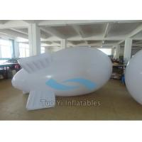 Wholesale Promotion 0.18mm PVC Advertising Zeppelin With Customized Logo Printing from china suppliers