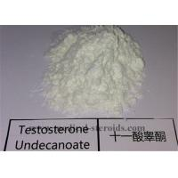 Wholesale 99.35% Testosterone Anabolic Raw Steroid Powders Metabolism 5949-44-0 Testosterone Undecanoate from china suppliers