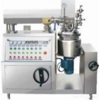 Wholesale Vacuum Homogenizing Emulsifier Vacuum Emulsifying Machines from china suppliers