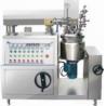 Buy cheap Vacuum Homogenizing Emulsifier Vacuum Emulsifying Machines from wholesalers