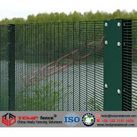 Wholesale 358 anti-climb fence, 358 anti climb fencing system, 358 mesh panels, 358 prison fencing from china suppliers