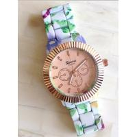 Wholesale 8 Different Styles Alloy Case and Strap Geneva Quartz Wrist Watch for Ladies from china suppliers