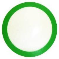 Wholesale 800*800 diameter round Silpat fiberglass baking mat from china suppliers