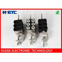 Wholesale RF 6 Way Coaxial Cable Clamps 7/8 Inch for Telecom tower 1000 hours UV resistance from china suppliers