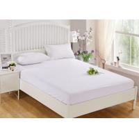 Wholesale Bamboo Polyurethane Mattress Cover Dust Mite / Bed Bug Mattress Covers from china suppliers