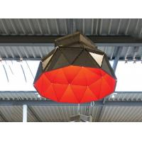 Wholesale Large Industrial Hanging Ceiling Lights , Big Pendant Lamps For Commercial Lighting from china suppliers