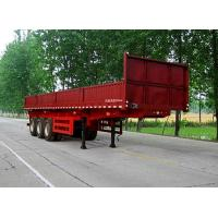 Wholesale CLWBlue speed 10.5 m 32.5 tons axle dump trailer BYN9400Z 30086-18672730321 from china suppliers