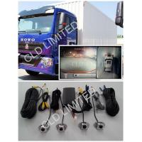 Wholesale HD Camera Surround View Rear Parking Camera Monitor With 4 channel DVR from china suppliers