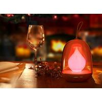Wholesale Multi - Color Warm White Decorative Led Night Candle Flame Portable Timer from china suppliers