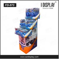Wholesale Trapezoid Cardboard Display for Products Promotion from china suppliers