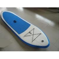 Wholesale 0.7MM thickness Inflatable Sup Boards for waves / surfing 208 * 10 * 75 cm from china suppliers