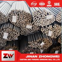 Wholesale Forging and Casting Grinding Rod For Mining Low Breakage Long Time Work 50mm from china suppliers