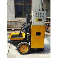 Wholesale 5-8m3/h 20mm aggregates small mini portable trailer concrete pump from china suppliers
