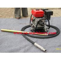 Wholesale Squirrel gasoline power road concrete vibrator HONDA GX160 with vibrator shaft from china suppliers