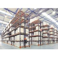 Buy cheap Industrial Metal Pallet Storage Shelving System Units 3000KG per Level from wholesalers