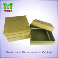 Wholesale Handmade Environment Gift Packaging Boxes Various Grass Color  Art paper from china suppliers