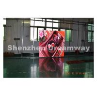 Wholesale SMD2525 PH 4 mm Indoor LED Screen Rental 5500 nits MBI5124 IC Video Play from china suppliers