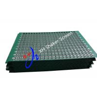 Wholesale 1070 * 570 Mm Wave Type Oilfield Screens Oil Filter Mesh For Oilfield Drilling from china suppliers